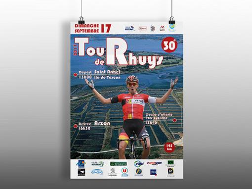 """Vélo Sport de Rhuys <span class=""""soustitre""""> Courses </span>"""