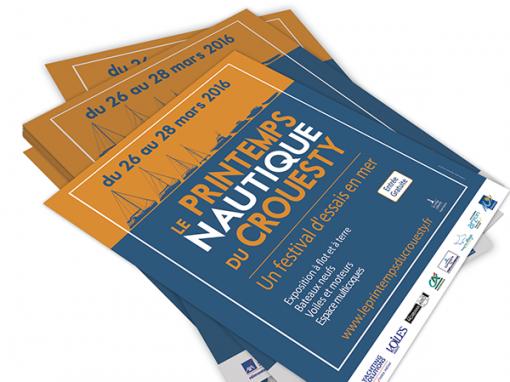 """Le Printemps Nautique du Crouesty <span class=""""soustitre""""> Festival d'essais en mer</span>"""