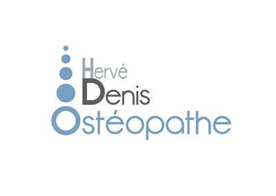 Hervé DENIS Ostéopathe