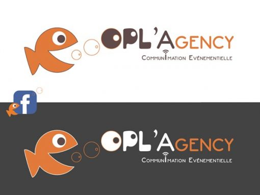 """Opl'Agency<span class=""""soustitre""""> Comm Evénementielle </span>"""