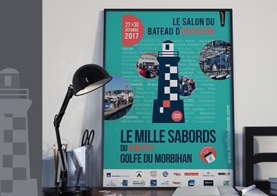 Le Mille Sabords 2017     Salon du Bateau d'Occasion