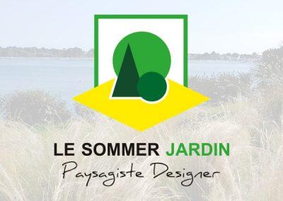 Le sommer Jardin Paysagiste Designer