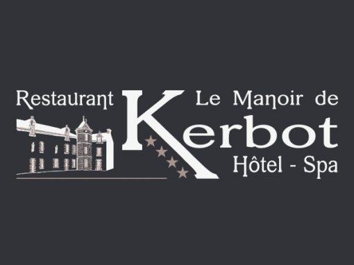 """Manoir de Kerbot<span class=""""soustitre""""> Restaurant – Hotel ****</span>"""