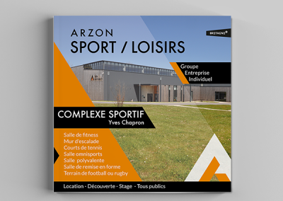 Arzon Sport & loisirsComplexe sportif Yves Chapron