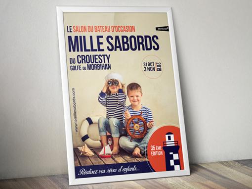 """Le Mille Sabords 2019 <span class=""""soustitre""""> Réalisez vos rêves d'enfants</span>"""