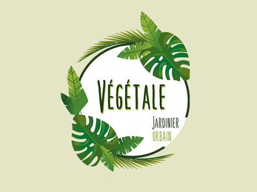 "Végétale<span class=""soustitre""> Jardinier Urbain</span>"